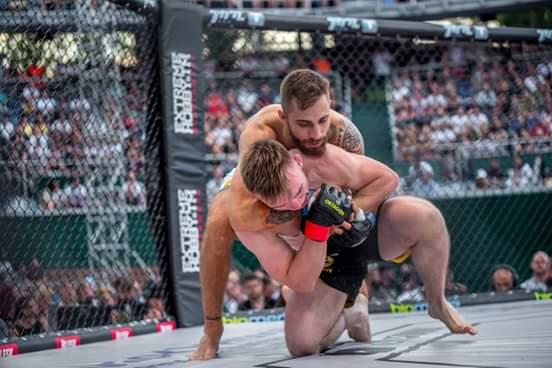 MMA en Madrid